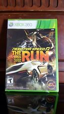 Need for Speed: The Run - Limited Edition (Microsoft Xbox 360, 2011) BRAND NEW
