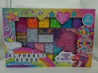 premium Beads Alphabet Beads Bracelet making studio Just My Style 3000