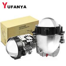 2.5'' Bi LED Projector Lens 40W Car Universal Headlight Kit Retrofit fit VW/Ford