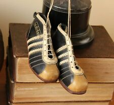 World Cup 1954 Mini Football Boots adidas Miniature Vintage Leather Soccer Cleat