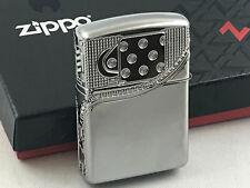 Zippo Armor case Zipper cremallera encendedor multicut profundidades grabado - 60004305