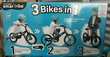 SmarTrike 3 Bikes in 1 Convertible Bike for Kids Ages 3-7 Blue Smart Bicycle