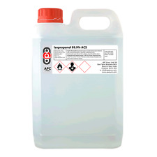 Isopropanol 99.9% (Isopropyl Alcohol) 5 Litre (5000ml/5L) ** Fast Despatch**