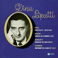 DINU LIPATTI : BACH/MOZART/SCARLATTI/SCHUBERT - BRAND NEW & SEALED CD]]