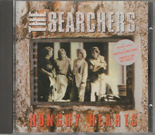 The Searchers CD HUNGRY HEARTS (c) 1988  /  NEUE REMIXE