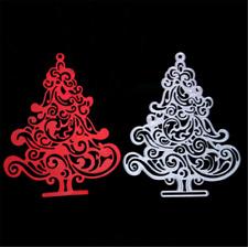 Stanzschablone Tannenbaum Weihnachtsbaum Stanze Zu Weihnachten Karte Album Deko