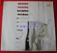 Disques vinyles maxi 45 tours Modern Talking