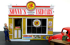 F/G scale  BANTA MODEL WORKS #8122 Sonny's Used Cars