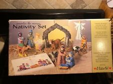 It Takes Two Remember the Manger Nativity Set & Book Manger Beautiful