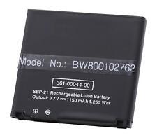 Akku für Garmin-Asus Nüvifone A50, GarminFone 1050mAh 3,7V Li-Ion