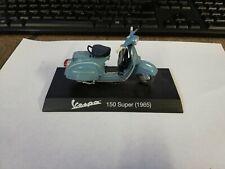 DIECAST  VESPA 150 SUPER 1965 BOUGHT NEW