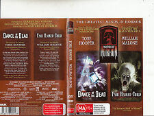 Masters Of Horror-2005/7-TV Series USA[Dance of The Dead/Fair Haired Child]-DVD