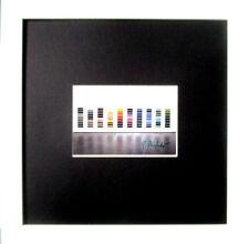 GERHARD RICHTER  >10 Farbtafeln< HAND-SIGNIERT, signed, Multiple mit Rahmen