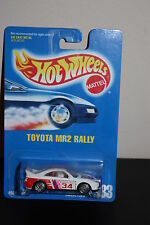 Hot Wheels Toyota MR2 Rally 233