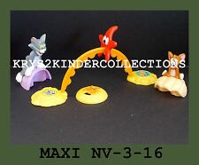 Jouet maxi Kinder Tom & Jerry NV-3-16 France 2008