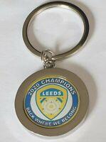 Leeds United Champions 2020 Keyring