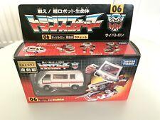 Takara TOMY Transformers Reissue Encore 06 Ratchet Action Figure Vtg Toy (1)