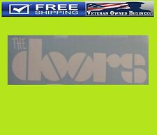 THE DOORS DECAL STICKER VINYL BUMPER WALL Jim Morrison Band 1960's Rock Icon
