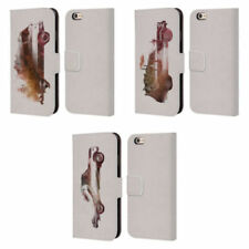 Cars Leather Mobile Phone Cases & Covers for Apple