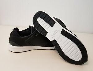 Levis Herren Sneaker Memory Tech Schwarz Schuhe Turnschuhe Größe 40 - 46