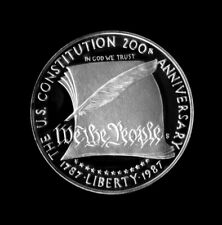 1787-1987-S  U.S. Constitution 200th Anniversary (Uncirculated CLAD Proof)