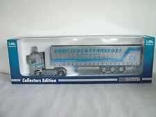UNIVERSAL HOBBIES 5612A - SCANIA R420 - RORY LYNCH TRANSPORT - LIMITED EDITION
