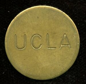 UCLA Parking Token Los Angeles California
