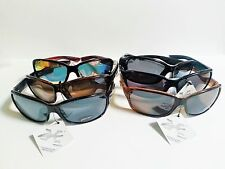 Sunglasses XLOOP  8X2355 Mirrored Biker Wraps