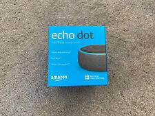 AMAZON ECHO DOT (3RD GENERATION) - SMART SPEAKER - BRAND NEW