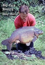 DAVE MALLIN - BIG CARP HUNTERS - WAS £24.95 NOW ONLY £9.50
