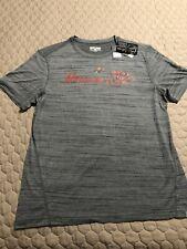 Minnesota Wild Mens Performance T Shirt Large Nwt By Levelwear