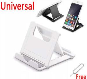 Fast shipping Universal Adjustable Mobile Phone Holder Stand Desk