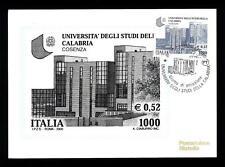 ITALIA REP. - 2000 - Scuole - (14) - Università di Camerino e Cosenza