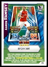 Match Attax 2015//16 Extra-NACHO MONREAL Arsenal match Attax Live-P2