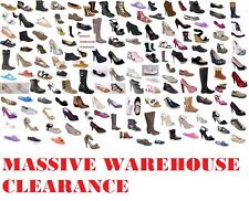 CLEARANCE 100 pairs of shoes boots sandals all BRAND NEW