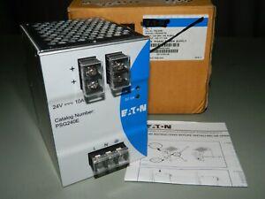 EATON PSG240E 240W 1 PHASE POWER SUPPLY - IOB