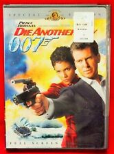 007 Die Another Day Movie James Bond DVD NEW SEALED 2Disc Halle Berry PG13 2096