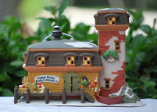 Department 56 Heritage Village New England Series Cape Keag Fish Cannery Retired