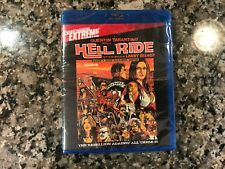 Hell Ride New Sealed Blu-Ray! 2008 Thriller Indie!
