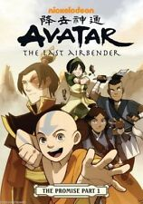 Avatar: The Last Airbender - The Promise Part 1 by Michael Dante Dimartino