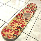 "RAW SKATEBOARD S7 STANDARD DECK *LIMITED EDITION* - 32""LX8 3/8""W - ""RAWBOARD"""
