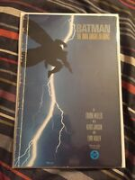 Batman: The Dark Knight Returns TPB (2nd Printing) Frank Miller [DC comics]