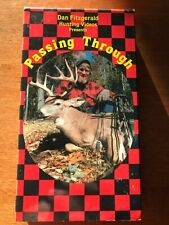 "Dan Fitzgerald's ""Passing Through"" Hunting Vhs!"