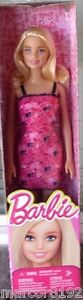 Barbie Signature Doll Pink & Fabulous Barbie Doll New