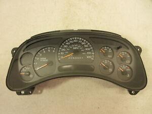 06 07 GMC Sierra 2500 HD MPH Speedometer Speedo AT Cluster 177k Miles OEM LKQ