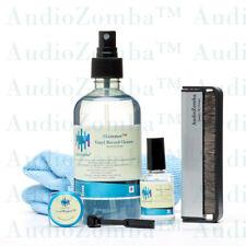 VINYL RECORD CLEANER - AUDIOZOMBA 6 Pc RECORD & STYLUS CLEANER KIT LAB GRADE