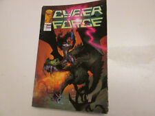 CYBER FORCE  6 . COMICS . IMAGE/SEMIC..1996  ..TBE