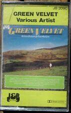 GREEN VELVET   (VARIOUS ARTIST)   CASSETTE TAPE     (RETRO)    (JB 209C)    (90)