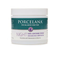 Porcelana Skin Lightening Dark Spots Nighttime Cream 3 oz Night