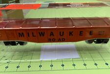 Milwaukee Road Gondola 2019 Menards 279-5245 Factory New--Brand New
